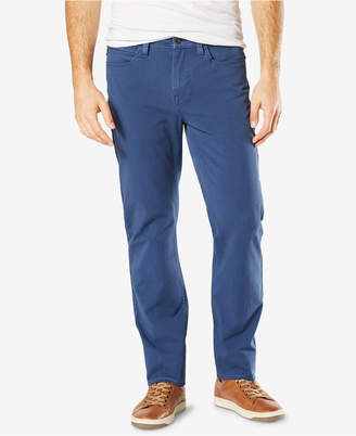 Dockers Men Straight Fit Smart 360 Flex Jean Cut Stretch Pants