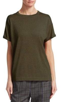 Brunello Cucinelli Short-Sleeve Tee