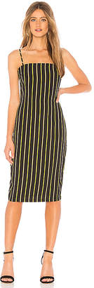 About Us Yolanda Midi Dress