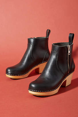 Swedish Hasbeens Zip It Emy Boots