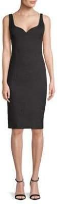 Milly Elizabeth Sweetheart Sheath Dress