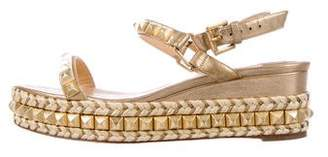 Christian Louboutin Cataclou 60 Studded Sandals