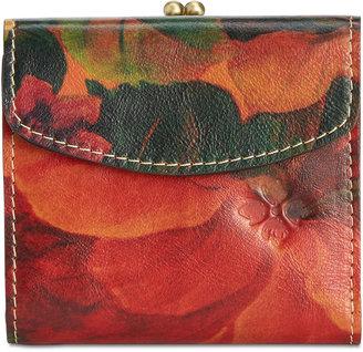 Patricia Nash Rieti Bifold Frame Wallet $99 thestylecure.com