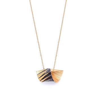 S/H Koh Ondine Prima Color Pendant Necklace