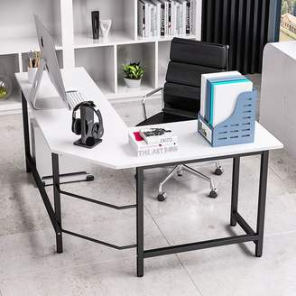 Ebern Designs Harkey L-Shaped Computer Desk