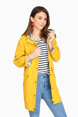 Barbour Barbour® Yellow Pegmatite Jacket $299 thestylecure.com