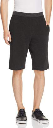 ATM French Terry Shorts $145 thestylecure.com
