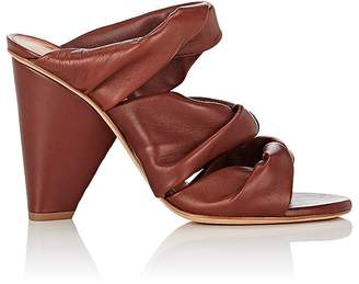 Derek Lam Women's Gaia Leather Mules