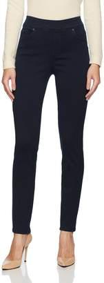 Gloria Vanderbilt Women's Avery Slim Pull On Jean Pants,