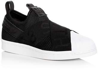 adidas Women's Superstar Slip-On Sneakers