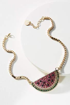 Anton Heunis Jazzy Fruit Pendant Necklace