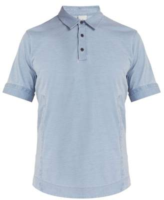 S0rensen - Driver Polo Shirt - Mens - Light Blue