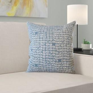 Ebern Designs Katniss Geometric Cotton Pillow Ebern Designs