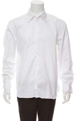 Giorgio Armani French Cuff Button-up Shirt