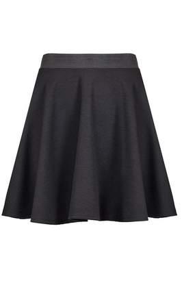 Quiz Black Skater Skirt