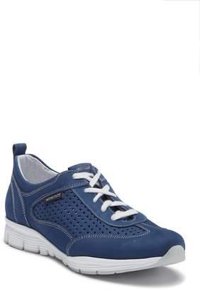 Mephisto Yoana Perforated Sneaker