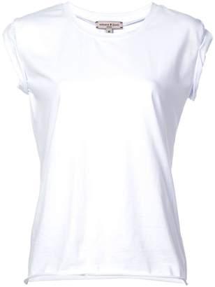 Natasha Zinko cropped sleeve T-shirt