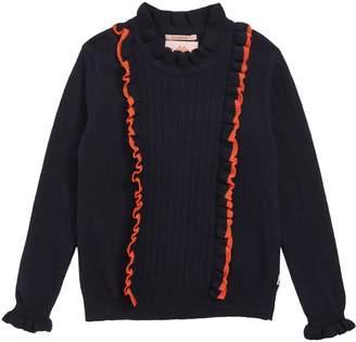 Scotch R'Belle SCOTCH RBELLE Ruffle Crewneck Sweater
