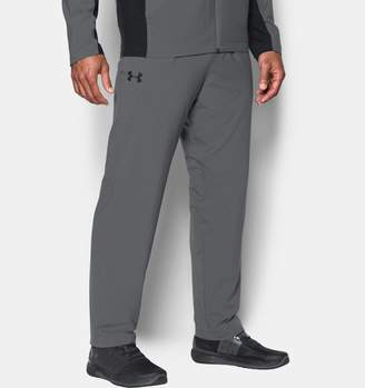 Under Armour Men's UA Lined Warm-Up Pants