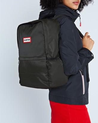 Hunter Nylon Large Backpack