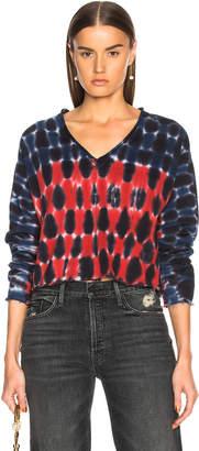 Raquel Allegra Pop Over Sweatshirt