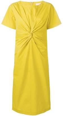 Cavallini Erika knot midi dress