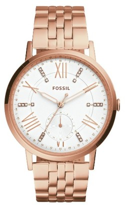 Women's Fossil Q Gazer Hybrid Smart Bracelet Watch, 41Mm $165 thestylecure.com