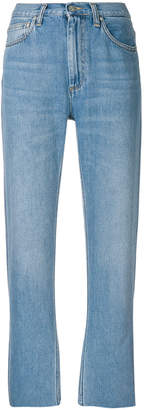 Carhartt high-waisted slim jeans