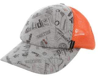 Junior Gaultier Boys' Printed Baseball Cap w/ Tags