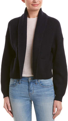 Vince Shawl Wool & Cashmere-Blend Sweater