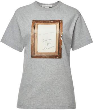 Golden Goose Printed Cotton T-Shirt