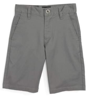 RVCA 'Weekday' Shorts