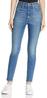 Levi's Mile High Super Skinny Jeans in Shut The Front Door