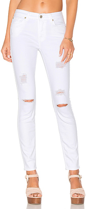 7 For All Mankind The Ankle Skinny $199 thestylecure.com