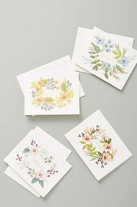 Rifle Paper Co. Greeting Cards, Set of 8