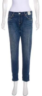Amo Tomboy Mid-Rise Jeans