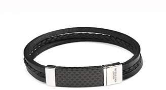 Tateossian Carbon Slide Bracelet BL7945