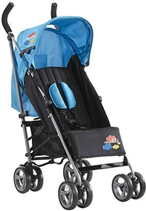 My Child Mychild Nimbus Single Buggy Stroller Blue