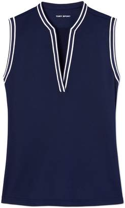 Tory Sport SLEEVELESS TUNIC TOP