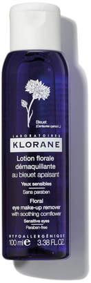 Klorane Eye Make-up Remover Lotion with Cornflower 100ml