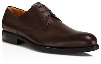 a. testoni A.Testoni Plain Toe Dress Shoes