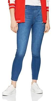 Dorothy Perkins Petite Women's Mid Wash Eden Skinny Jeans,(Manufacturer Size: 18)