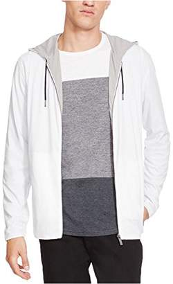 Kenneth Cole New York Men's Reversible Hoody