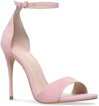 Carvela Ankle-Strap Glimmer Sandals