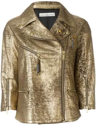 Golden Goose 'Road' biker jacket