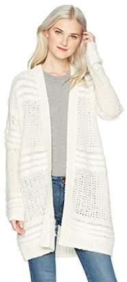 Roxy Women's Pursuit Of Liberty Long Cosy Sweater