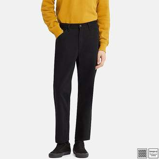 Uniqlo Men's U Wide-fit Tapered Jeans