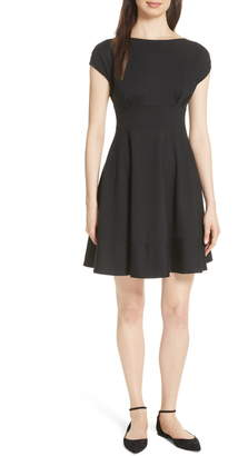 5b4b5f559c4 Kate Spade Black Flared Dresses - ShopStyle