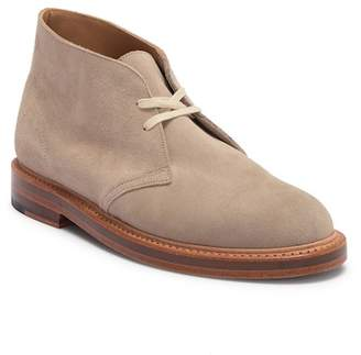 Clarks Desert Welt Lace-Up Loafer Boot