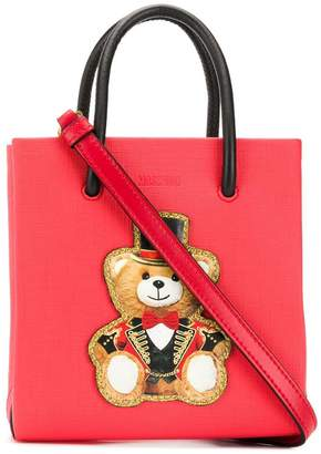 Moschino logo crossbody bag